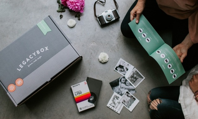 Save up to 59% on Legacybox photo/video/slide conversion kits via Groupon! Legacybox helps preserve the past by digitizing videotapes, film, and photos and transferring them to DVD, thumb drive, or digital download.