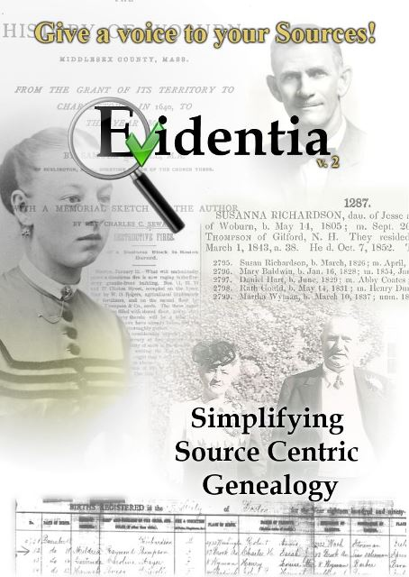 Save 20% on Evidentia software and get even more great savings on genealogy at Genealogy Bargains for Wednesday, August 30, 2017