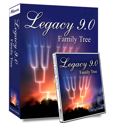 Get 50% off Legacy Family Tree 9.0 deluxe software! Upgrade to Legacy 9.0 Deluxe and get hinting, stories, hashtags, FindAGrave.com searching, Research Guidance, charts, books and much, much more!