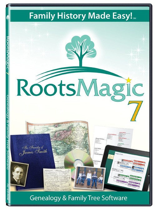 EXPIRES SUNDAY Dec 23rd! Save 67% with the RootsMagic Holiday Special - a bundle regularly priced at $90 USD is now just $30 USD!