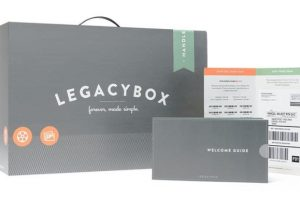 egacybox offers photo and film digitization services by mail - save up to 74% right now via Groupon - and get those family memories scanned!