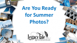 Ready for summer photo season? Save 25% on The Complete Guide to Google Photos ebook from LegacyTale and get a handle on managing all those photos!