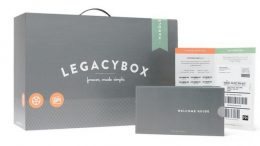 Legacy Box offers photo and film digitization services by mail - save up to 61% TODAY through May 23rd via Groupon - and get those family memories scanned!