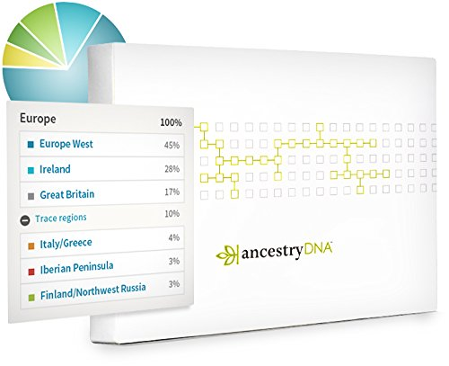HUGE SALE on AncestryDNA via Amazon - just $69 plus FREE SHIPPING! Check out all the Genealogy Bargains for Friday, April 19th, 2019!