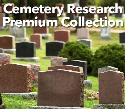 """Save 72% on the Cemetery Research Premium Collection at Shop Family Tree! """"Cemeteries are vital sites for any genealogist's search. In this collection, you will learn the steps of searching and analyzing ancestors' graves. Learn how to keep track of your research, the best websites for cemetery research, surprising places to find death details, and much more. Plus, this collection contains handy transcription forms along with care and repair tips to go with expert instruction on everything you need to research an ancestor's passing."""" Note: This collection includes the new book The Family Tree Cemetery Field Guide. Available for pre-order, the book is scheduled to ship 8/22/17. Regularly priced at $211.95, now only $59.99!"""
