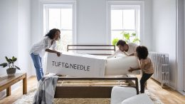 Genealogy author and educator Thomas MacEntee reviews the Tuft & Needle mattress – this marvel ordered online has helped him tackle his sleeping issues!