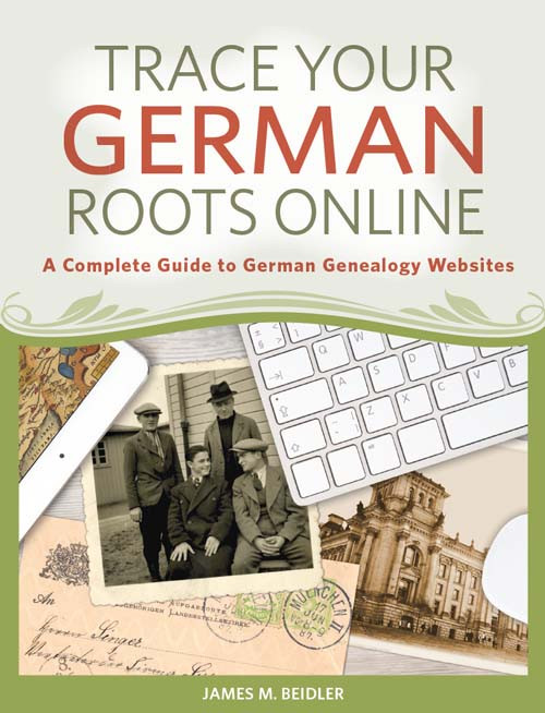 Trace Your German Roots Online E-book - regularly $21.99, now just $13.19