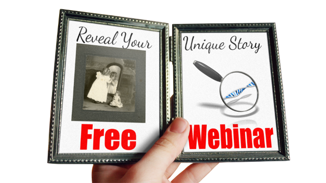 FREE DNA Webinar with Lisa Louise Cooke and Diahan Southard - Reveal Your Unique Story through DNA and Family History - on Sat Sept 23rd