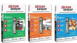 Save up to 63% on Picture Keeper! Picture Keeper is an amazing device that looks like a simple USB flash drive but it is so much more. Yes, you could buy a cheap flash drive and take the DIY approach but Picture Keeper has an automated system of making sure ALL of your photos are backed up!