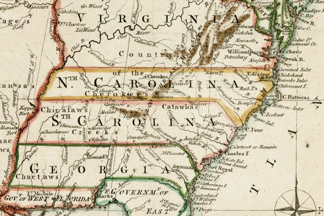 """FREE WEBINAR - Southern States Migration Patterns presented by Mary Hill, AG, Wednesday, October 12th, 2017, 7:00 pm Central - """"Why did people migrate from one location to another? What routes did they follow, and how can identifying migration trails help you find your ancestors? Learn from maps and historical details how to follow the trail of your ancestors into and out of the Southern states."""""""