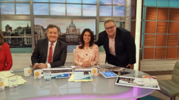 Recently Piers Morgan, host of Good Morning Britain, learned his DNA test results live on television after testing with MyHeritage DNA!