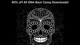 Now through Halloween, save 40% on all DNA Boot Camp digital downloads during the Spooky Sale at Hack Genealogy!
