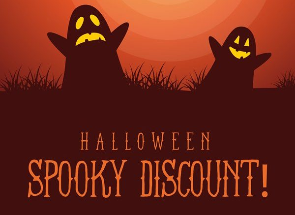 Legacy Tale is offering a 25% discount on ALL PRODUCTS this weekend during its Spooky Sale - get started on those family story projects TODAY