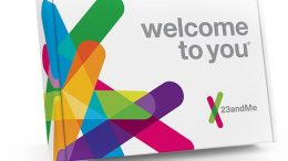 Save $30 on 23andMe Health + Ancestry Service DNA test kit