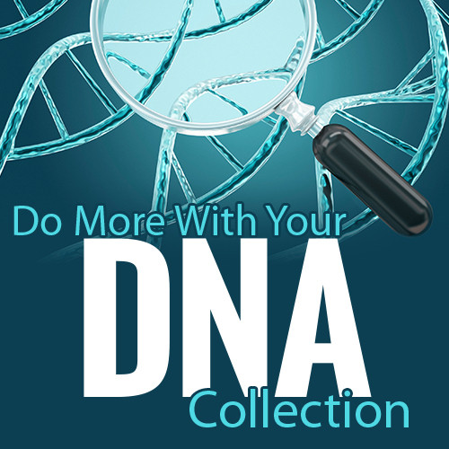 Do More With Your DNA Collection: If you have already taken the dive and purchased a DNA testing kit, this collection is for you. You will learn tips and tricks for dealing with your DNA matches, how to organize your results, how to use DNA Triangulation, and much more!