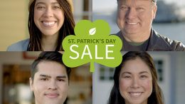 The AncestryDNA St. Patrick's Day Sale is on and you can get the world's most popular DNA test kit - AncestryDNA - for just $69! Get all the details at Genealogy Bargains!