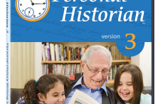 The new version of Personal Historian 3 is now available!