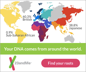 Save up to 30% during We ♥ Mom Genes™ - 23andMe Mother's Day Sale
