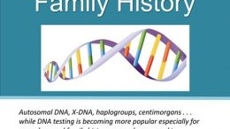 Save 40%! Interested in DNA Testing for family history research? The best-selling ebook 23 Best Tips for DNA Testing and Family History by Mary Eberle is now available in PDF format!
