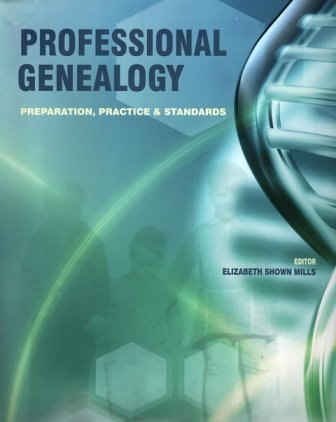 Is it time to up your genealogy research game? Save 19% on Professional Genealogy: Preparation, Practice & Standards edited by Elizabeth Shown Mills