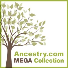 Ancestry.com MEGA Collection Save 63% at Family Tree Magazine