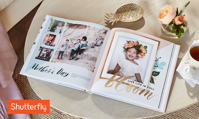 Amazing Mother's Day Deals on Photo Books at Groupon! As low as $5.00 USD each AND save up to 93%!