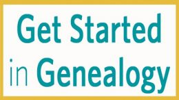 "Get Started in Genealogy Online Workshop - only $59 USD at Family Tree Magazine! ""Discovering your family's unique story is like solving a puzzle. You'll fit together bits and pieces from relatives' memories, old records and photographs to create a picture of the past. When you're a family history newbie, the prospect of diving into your roots research can seem overwhelming."