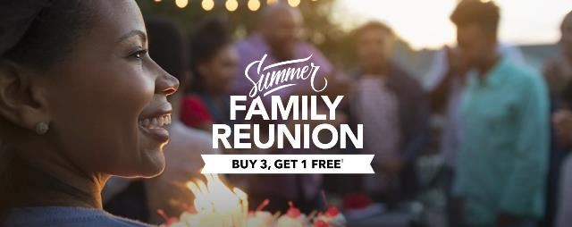 23andMe Summer Family Reunion Sale with FREE SHIPPING! Buy 3 23andMe DNA test kits, get 1 FREE - don't miss this deal at DNA Bargains!