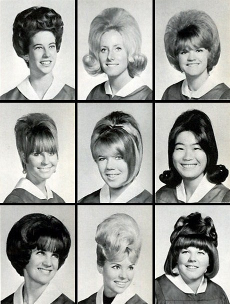 "Was Mom a ""hair hopper""? Find out this week for FREE thanks to Ancestry! FREE ACCESS to over 700 MILLION Yearbook Records now through August 27th, 2020"