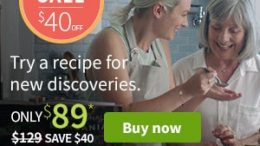 "Save $40 on AncestryDNA Canada during AncestryDNA Summer Sale!  ""Dig into your heritage this summer! AncestryDNA has the recipe for new discoveries. Almost 10 million people have learned more about themselves. Are you next? From discovering their ethnicity to connecting with distant relatives, the largest DNA network in the world is helping more people find the singular story in their DNA. Yours is just as unique, revealing traces of your family history—who your ancestors were and where they came from."""