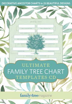 Ultimate Family Tree Chart Templates CD: This collection of family tree templates in 25 beautiful designs lets you create pedigree charts with pizzazz. Each design comes in three sizes--75 type-and-save templates in all!