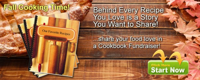 Another amazing option, great for genealogy societies, is to create a member cookbook as a fundraiser! Click HERE to learn more about the process at Cookbook Fundraiser and how your society can benefit from a cookbook fundraising project!
