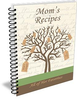 Create a family cookbook and ave up to 87% on Family Cookbook Project software and cookbooks - just $15 USD! Also learn how to create a cookbook fundraising project!