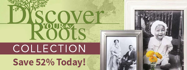 Save 52% on the Discover Your Roots Bundle - a complete collection of special beginner genealogy guides - from Family Tree Magazine