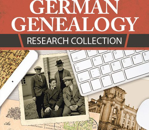 Celebrate German-American Heritage Day and your German heritage with the German Genealogy Research Collection from Family Tree Magazine - save 76% right now!
