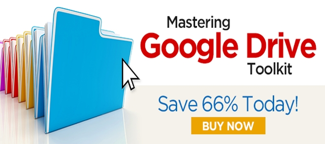 "Save 66% on Mastering Google Drive Toolkit from Family Tree Magazine - ""You already know how powerful Google's search engine is for finding information on your family history, but have you tapped into the power of using Google Drive for your genealogy? This Toolkit will help you master Google Drive, from creating and editing text documents to adding spreadsheets to creating presentations, even storing and editing photos, customizing maps, and other utilities. You'll get templates you can upload straight to Google Drive, tips for making the most of spreadsheets to keep track of your ancestors and research, and more."