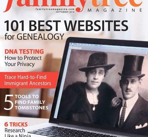 Save up to 57% on Family Tree Magazine - America's #1 Genealogy Magazine - get the print, digital and even Amazon Kindle version at HUGE SAVINGS!