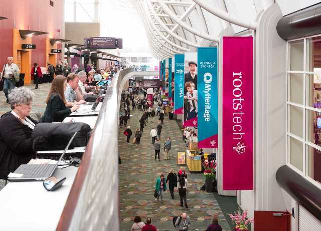 Registration to RootsTech 2019, a family history and technology conference produced by FamilySearch, February 27 - March 2, 2019, is now open!