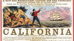 "FREE WEBINAR Ho to California! The Draw of the Gold Rush presented by Peggy Clemens Lauritzen, AG, Wednesday, October 17th, 1:00 pm Central - ""Few events in America have had the impact of the California Gold Rush and the desire to have a better life; an event that lasted seven short years. The Gold Rush swelled the population of California by the hundreds of thousands. And, it was all for the little flecks of gold that shone so brightly. People rushed in from all over the world. Did it beckon your ancestors, too?"""