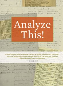 Research Strategies: Solving Genealogy Problems With Source Analysis: (Download) Learn how to analyze and find correlations between your sources to verify your genealogical research and find more clues to tracking down your ancestry.