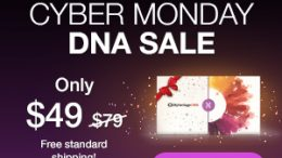 EXTENDED CYBER MONDAY savings at MyHeritage DNA! LAST DAY to get MyHeritage DNA for just $49 USD and FREE SHIPPING!