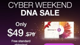 CYBER WEEKEND savings at MyHeritage DNA! Just $49 USD and FREE SHIPPING! Also FREE SHIPPING options and low prices for Canada, UK and other countries!