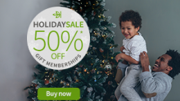 Gift the gift of family history discoveries this holiday season! Save 50% on Ancestry Gift Memberships - now through Monday, November 26th!