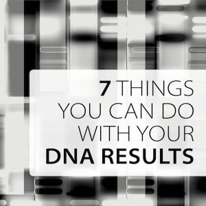 7 Things You Can Do With Your DNA Results: So you got your results back. Now what? In this video presentation, you'll discover some of the new DNA tools you can use to make sense of your results, plus innovative ways to share them. You'll also get a look at some items that will even make your family think DNA is cool.