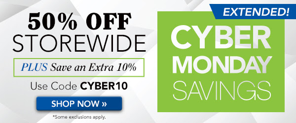 EXTENDED! Family Tree Magazine: Cyber Monday Sale - 50% Off STOREWIDE PLUS save an EXTRA 10% with promo code CYBER10