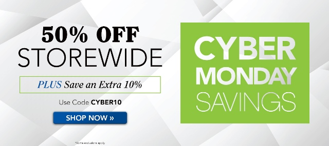 Family Tree Magazine: Cyber Monday Sale - 50% Off STOREWIDE PLUS save an EXTRA 10% with promo code CYBER10