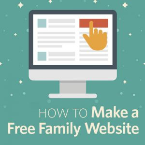 Launch Your Family History Website: Record your family tree, share old photos with living relatives, and track down missing ancestors online by creating your own free family website. This four-week online genealogy course will take you through four different platforms available, with a goal of creating and launching your new family website by the end of the course session.