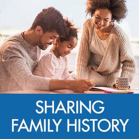 Sharing Family History at Family Tree Magazine