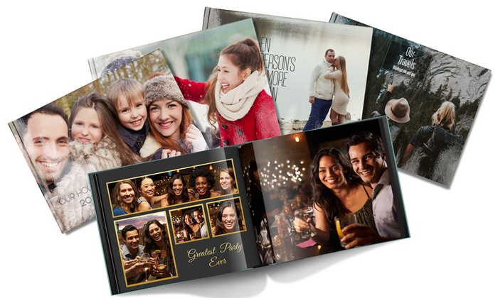 Create amazing CUSTOMIZED photo books to show off your family history AND save 39% on Picturepix via Groupon. Over 1 Million of these books have been sold in 19 countries!
