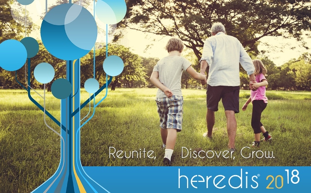 Use the links below to learn more about Heredis 2018 and to purchase your copy for an amazing low price of $10 USD!